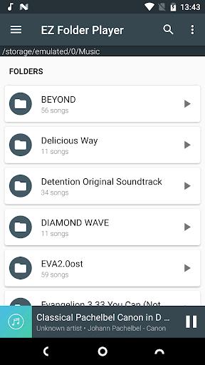 ez folder player screenshot 1