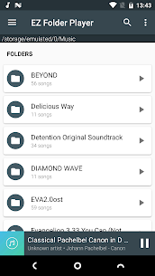 EZ Folder Player (Paid) 1.3.6 Apk [Patched] 1