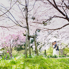 Wedding photographer Kenichi Morinaga (morinaga). Photo of 14.04.2017