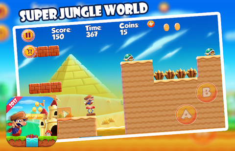 Super Jungle World ? Screenshot