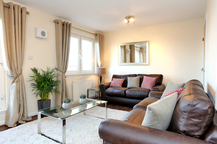 living space at Bothwell Road