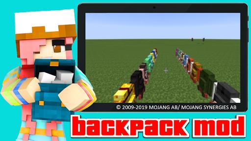 Backpack mod apkmr screenshots 6