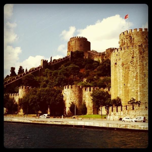 Photo: Istanbul - Cruising the Bosphorus