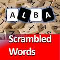 Scrambled Master Word Games PRO icon