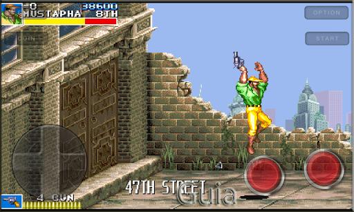 Guia Cadillacs And Dinosaurs 1.0 screenshots 6