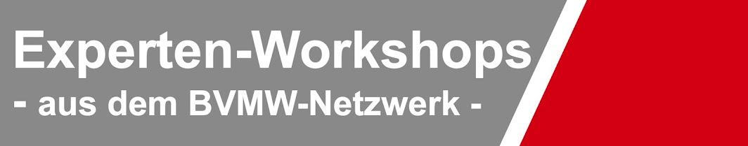 BVMW Experten Workshops