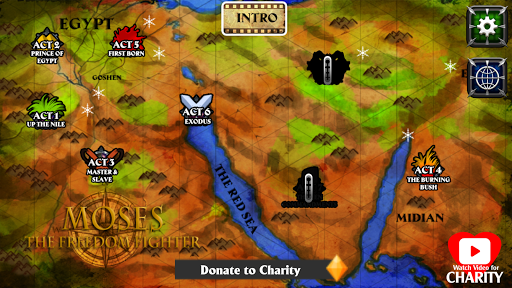 Moses the Freedom Fighter 3.9.8 screenshots 1