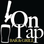 Logo for On Tap Bar & Grill