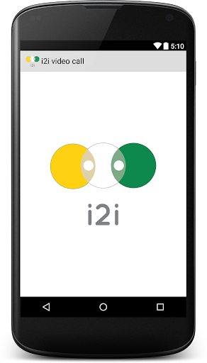 i2i Video Call Application