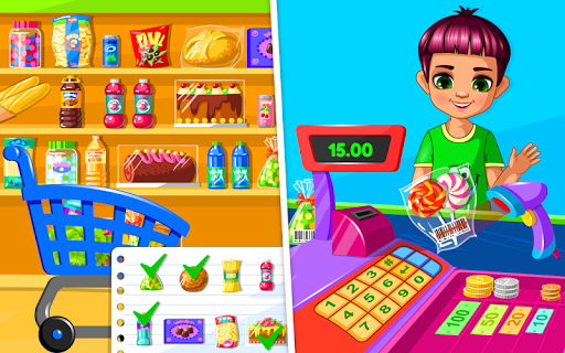 Supermarket Game 1.34 screenshots 7
