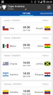 Liga Argentina Samsung Fútbol - screenshot thumbnail