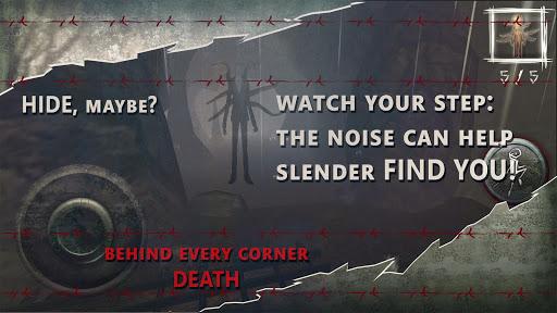 Slenderman Hide & Seek Online  screenshots 10