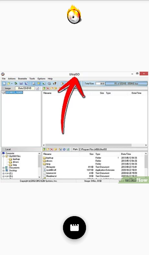 Burn Iso File 1.0 screenshots 5