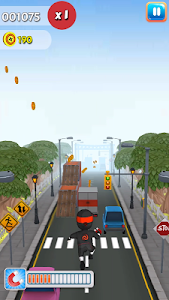 Chhota Ninja City  Run screenshot 4