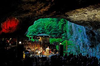 Photo: Wow what a venue Peak Cavern, Castelton known as 'THE DEVIL'S ARSE'