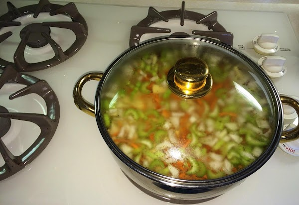 Place on the stove over medium heat and add your Nature Seasonings. Stir the...