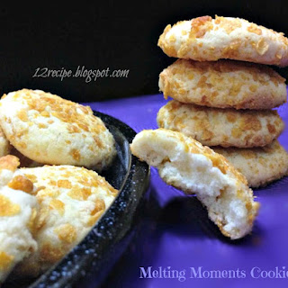 Melting Moments Cookies Recipe