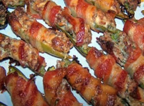 Jalapeno Party Poppers Recipe