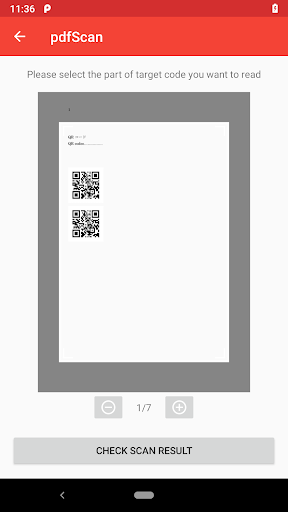 QR Code Reader - Scan, Create, View and Edit screenshot 4