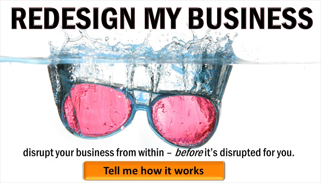 redesign my business