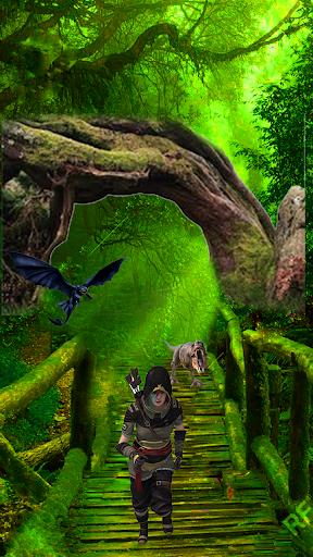 Temple Princess Lost Oz Run