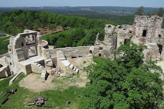 Photo: H5281447 Rudno - Zamek Tenczyn