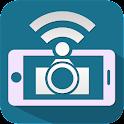 Phone Camera Remote WiFi CCTV icon