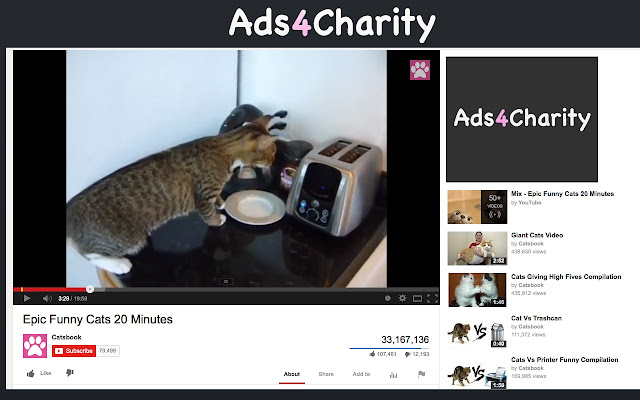 AdsForCharity