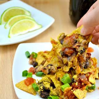 Delicious Vegan Taco Casserole.