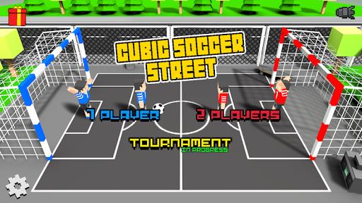 Cubic Street Soccer 3D ss1