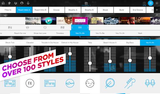Music Maker Jam- screenshot thumbnail