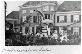 Photo: 1913 Hoek Liesbosstraat - Haagse Markt