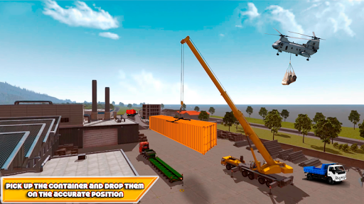 Crane Real Simulator Fun Game 2020  screenshots 3