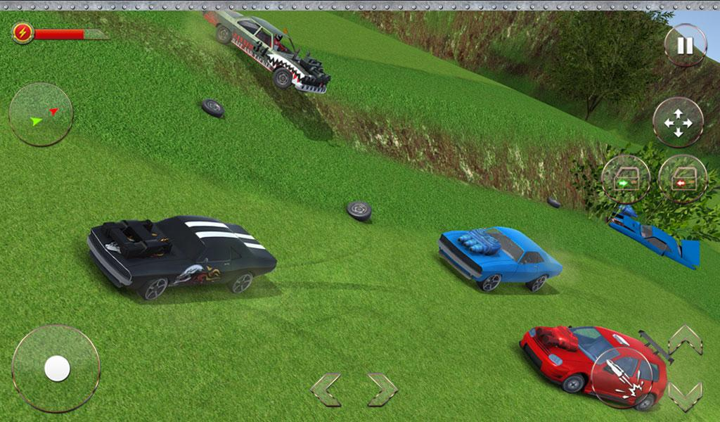 Car Crash League 3D- screenshot