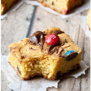 20 Minute Cake Mix Bars