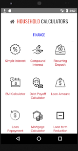 Calculators Finance-Health-Conversion-Free - náhled