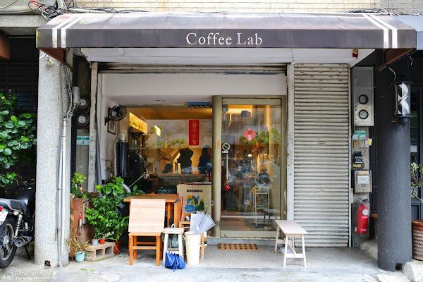 咖啡實驗室.Coffee Lab | 中正區。華山藝文特區自家烘焙咖啡館,有貓店長駐店!