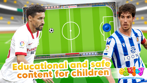 La Liga Educational games. Games for kids 6.3 screenshots 2