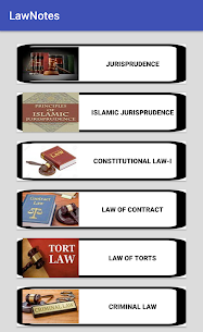 Law Notes (Basics of Law) 9