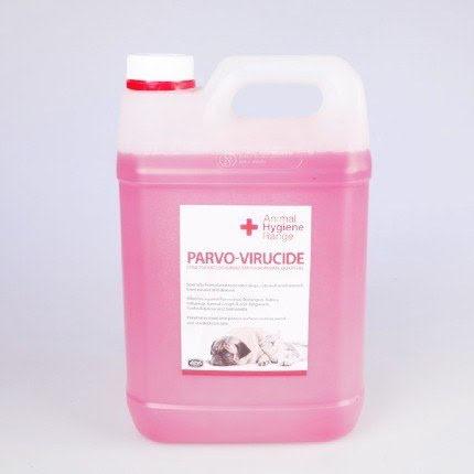 Animal Health Parvo-Virucide 5l