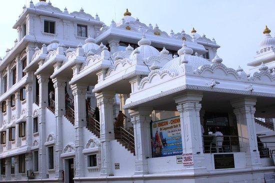 Iskon Temple Chennai