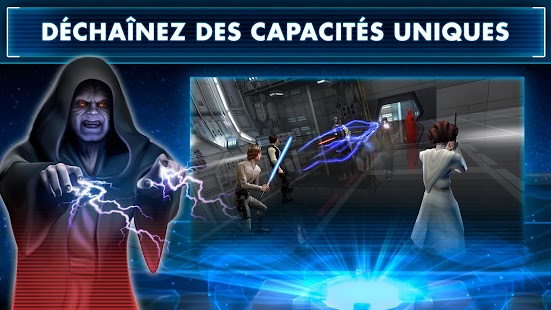 Star Wars™: Galaxy of Heroes – Vignette de la capture d'écran