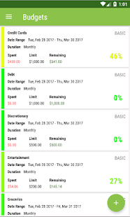 ClearCheckbook MoneyManagement- screenshot thumbnail
