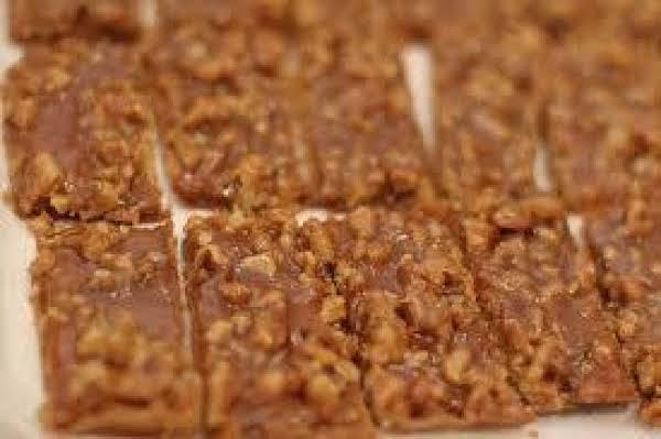 Praline Strips Recipe