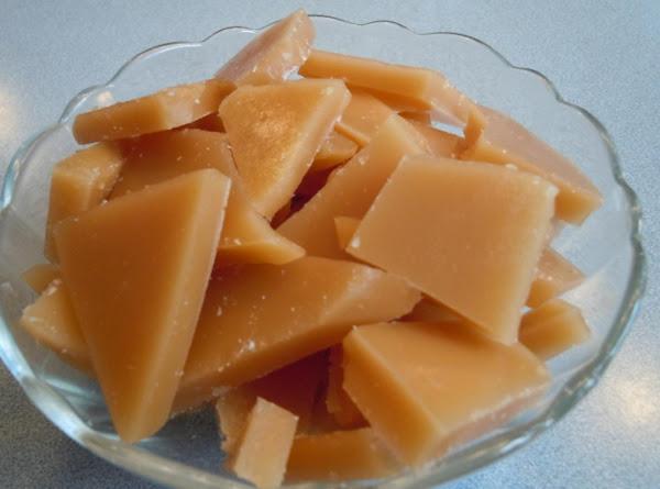 Butterscotch Hard Candy(werthers Candy) Recipe