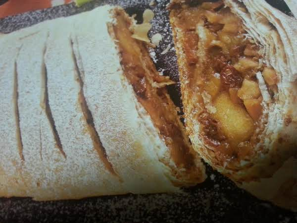 Sherry's 2 Times The Apple-strudel Recipe