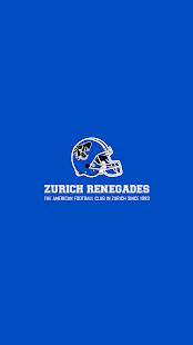 Zurich Renegades - náhled
