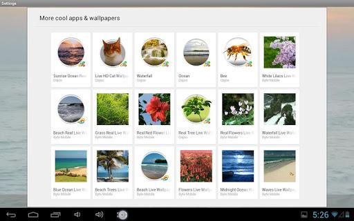 Ocean Live Wallpaper 1.0.b45013 screenshots 9