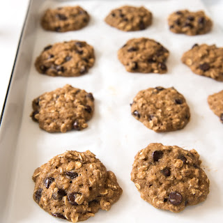 Healthy Chocolate Chip Cookie With Applesauce Recipes.