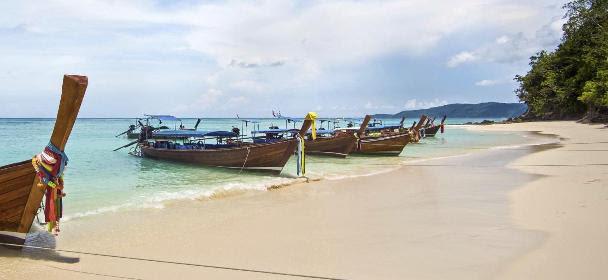 Laem Tong Bay - Ko Phi Phi Don
